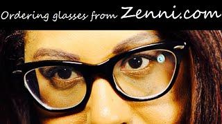 ORDERING GLASSES ONLINE | ZENNI.COM | Bifocals, computer glasses, etc.