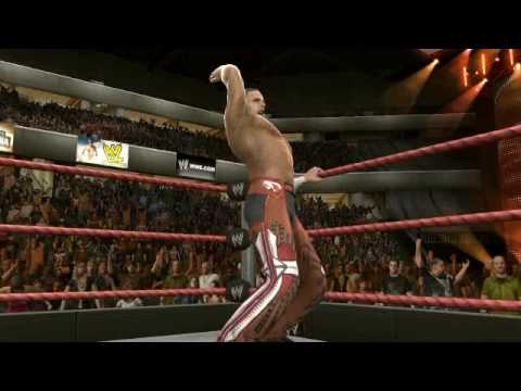 WWE SmackDown Vs. RAW 2010: Sweet Chin Music!