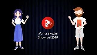 Showreel 2019 - Mariusz Koziel