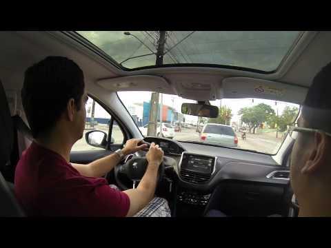 TDPE Peugeot 2008 Griffe 1.6 16v 2016 – Teste de rua (Phill)