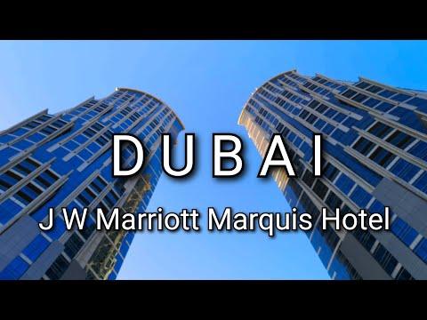 DUBAI - J W Marriott Marquis Hotel