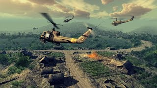 Top best Apache helicopter games that will make you feel good.