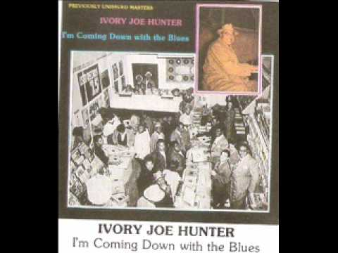 IVORY JOE HUNTER  The Cold Gray Light of Dawn