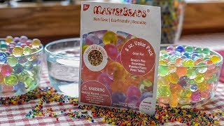 Marvel Beads Review, Same as Water Beads, Magic, Gems, Orbeez, Super, Spa orbs