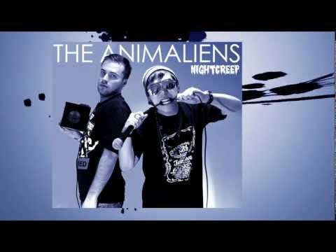 THE ANIMALIENS - Nightcreep (making of)