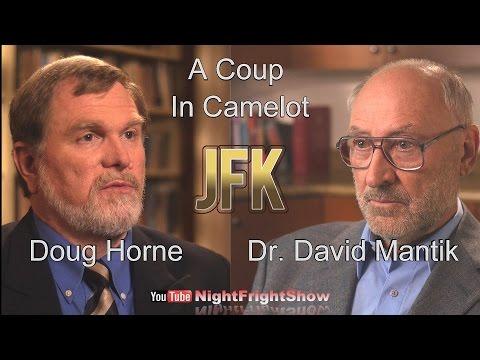 JFK documentary history video Dr David Mantik & Doug Horne Night Fright Show