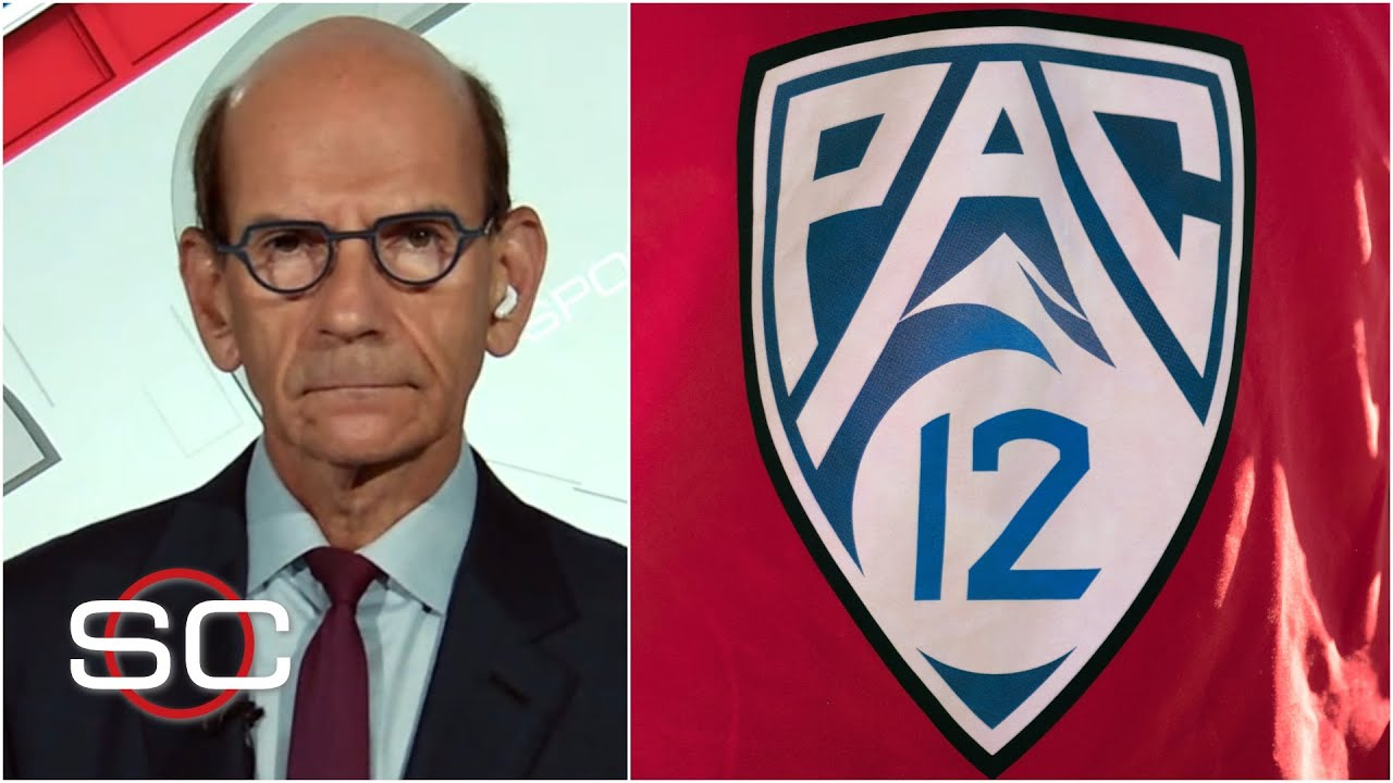 Paul Finebaum on Pac-12 unity group: This is every administrator's worst nightmare | SportsCenter