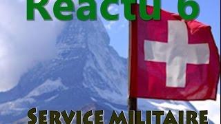 Réactu 6: LE SERVICE MILITAIRE