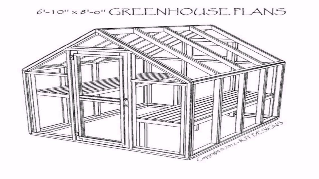 Greenhouse Floor Plan Pictures YouTube – Green House Floor Plans