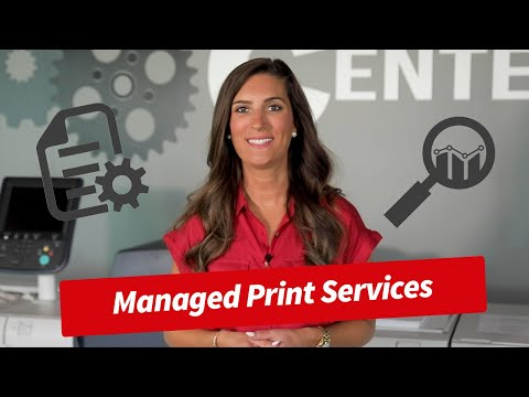 What Is Managed Print Services? (MPS)
