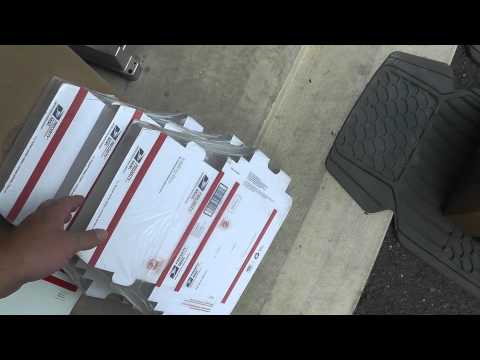Shipment Of Free Post Office Boxes