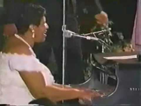 Aretha Franklin- Greatest Live Vocal Moments