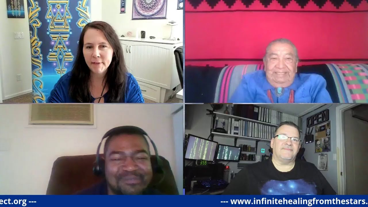 The Infinite Star Connections - Ep.07 - Guest Speaker: Clifford Mahooty & Derrell Stokes