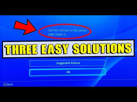 ⚙️ 3 WAYS TO FIX CANNOT CONNECT TO SERVER | SIGN IN FAILED ON PS4