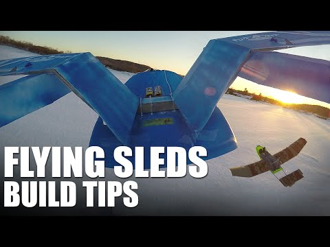 Build an RC Flying Sled | Flite Test