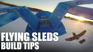 Flite Test | Build A Flying Sled