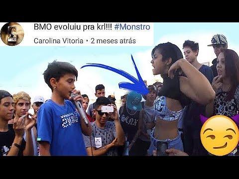 CRIANÇAS  BOTANDO OS ADULTOS PARA CHORAR  NA RIMA!