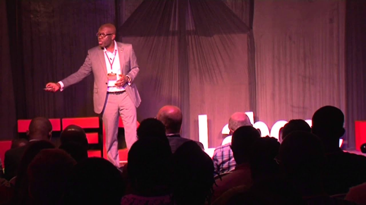 Why I believe in Africa: Kojo Oppong Nkrumah at TEDxLabone