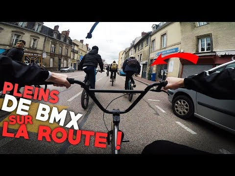 ON MONOPOLISE LA ROUTE EN BMX ! #2