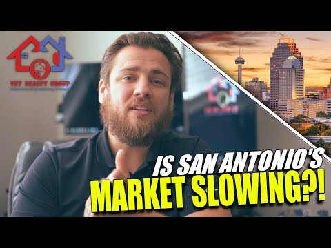Where's San Antonio's Housing Market In 2019