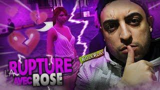 GTA V RP #23 - LA RUPTURE AVEC ROSE..