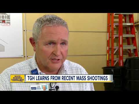 Tampa General Hospital reviews emergency plan after mass shooting