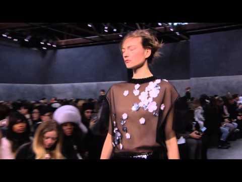 Vera Wang   Fall Winter 2015/2016 Full Fashion Show   Exclusive