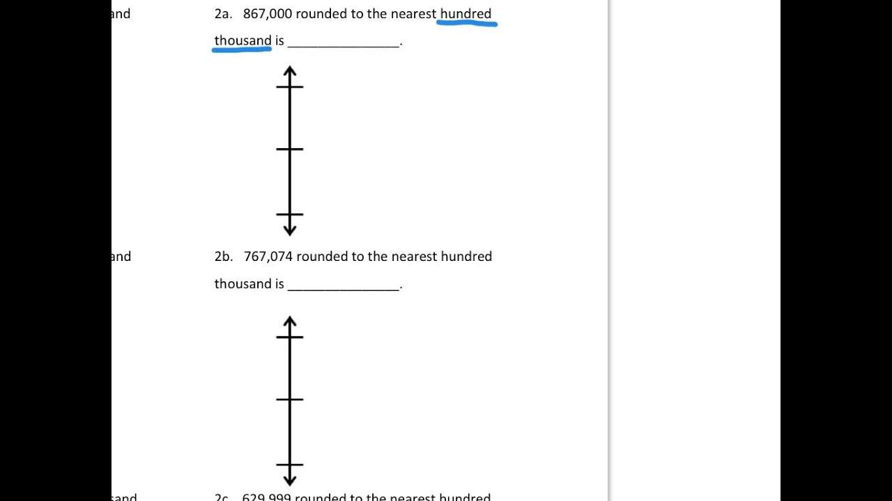 Grade 4 Module 1 Lesson 8 Homework