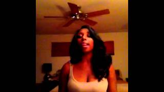 """He Heals Me"" by India Arie covered by Veronica Dawkins"