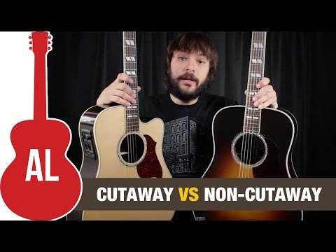 Cutaway vs Non-Cutaway: Does it affect the sound?