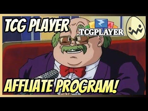 TCG Player Affiliate Program!