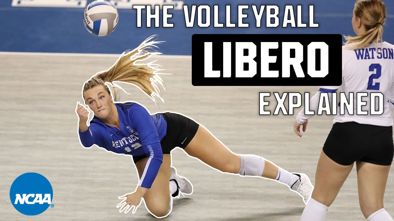 Download The volleyball libero, explained | Position basics and rules