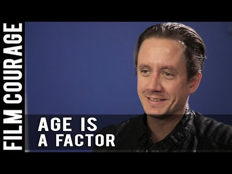 Every Actor Has To Confront Their Age by Chad Lindberg