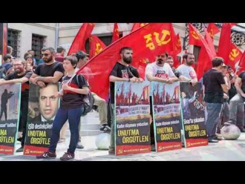 Белая армия, черный барон. Коммунисты Турции