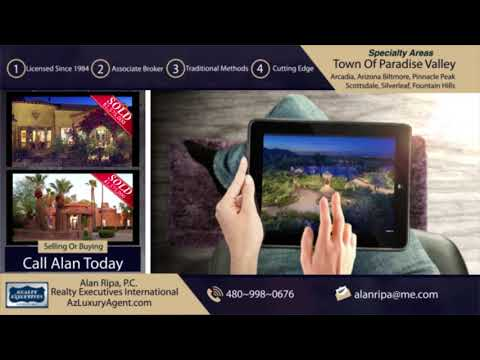 Paradise Valley Az • Selling A Luxury Home Or Mansion?