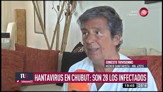 Chubut: Hay dos nuevos casos de Hantavirus