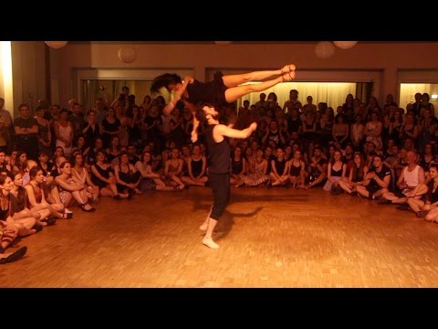 Forro de Domingo Festival 2016 - Valmir & Juzinha - Stuttgart, Alemanha