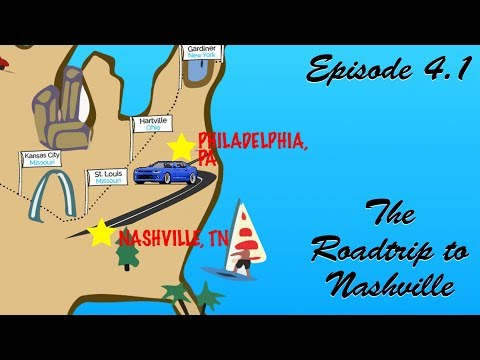FROM PHILLY TO NASHVILLE - Episode 4.1
