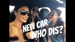 new car tour natalie eva marie