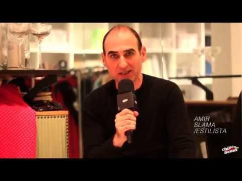 Coleção Passarela - Amir Slama | Couro