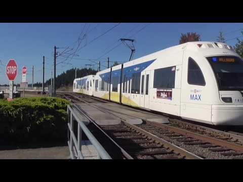 Public Transit in Portland