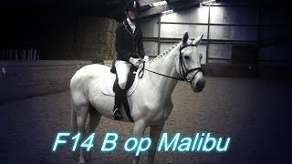 FNRS F14 B op Malibu