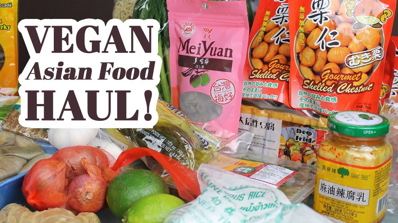 Vegan groceries online