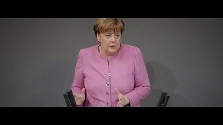 Merkel: Nazi-Vergleiche durch türkische Politiker müssen aufhören