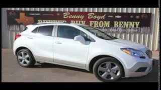 2013 Buick Encore Lubbock, TX   Buick dealer Lubbock, TX
