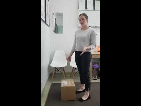 Rouse Hill Chiropractic - Olivia, chiropractor, talking about bending and lifting techniques.