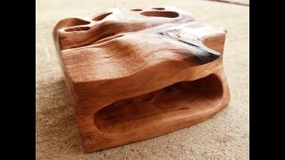 How To Make A Wooden Desk Organizer