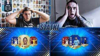 QuickSell RONALDO?! PIERWSZE STATKI VS Xenq! | FIFA 18