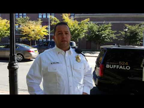 NODAPL Opression & First Amendment Rights Violations by Buffalo Police Dept (October 10, 2016)