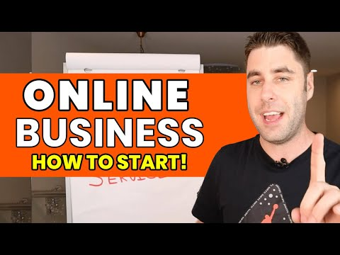 How To Start A Business Online In 2019! (Beginners Tutorial)